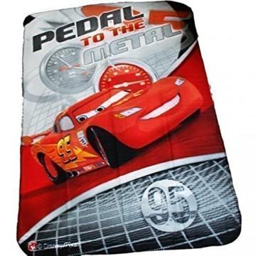 TE-Trend Disney Fleece Decke Kuscheldecke Cars 100x150 cm