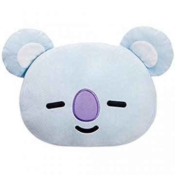Aurora Kissen KOYA BTS - Plüschkissen Blau