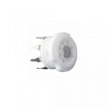 Röhrensockel 7-Pin Printmontage
