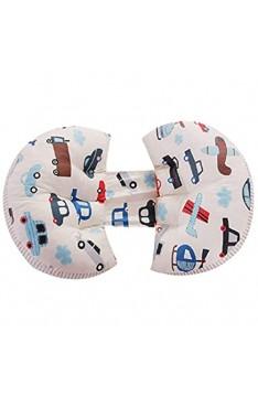 Schwangerschaftskissen Seitenschläferkissen Bauchschläferkissen Für Schwangere H-Förmig Mit Abnehmbarem Und Waschbarem Bezug 1 One size