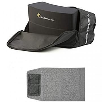 Nachtwaechter Klettverlängerung + Reisetasche - Das praktische Zubehör Spar-Set direkt vom Hersteller