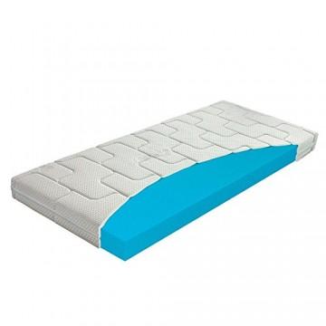 Beste 80 x 180 Kaltschaum-Matratze für Kinder Babymatratze für Kinderbett / Krippe Abnehmbarer Waschbarer Bezug mit Seealgen-Extrakt im Bezug für Besseren Schlaf Und Gesundheit Höhe 10 cm