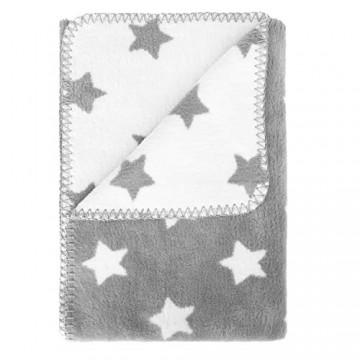 kids&me Babydecke aus flauschiger Bio Baumwolle - kuschelige Baumwolldecke (kbA) für gesunden Babyschlaf - Wärme & Geborgenheit für dein Baby TOG-Wert:1 8 – 100% Made in Germany - OEKO-TEX